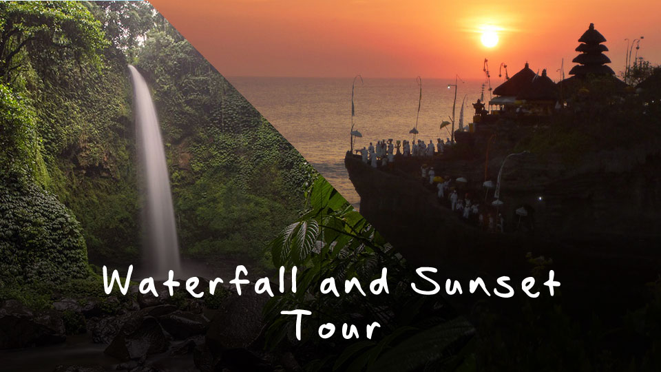 Waterfall and Sunset Tour